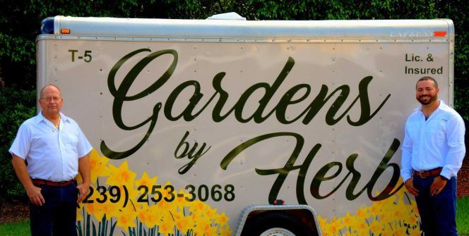 gardens-by-herb-herbandjustinwithtrailer