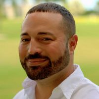 Justin Counts, managing partner of Gardens by Herb in Naples, Florida